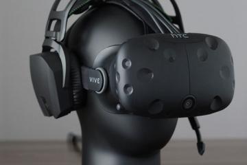 Cybust Virtual Reality Headset Stand