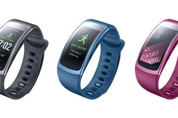 Samsung Gear Fit2 GPS Sports Band Comes to U.S