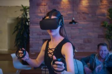 Over 30 Games for Oculus Touch Will Launch This Year