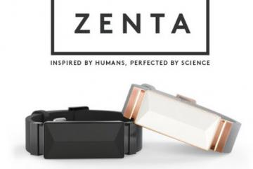 ZENTA Wearable Helps You Manage Stress
