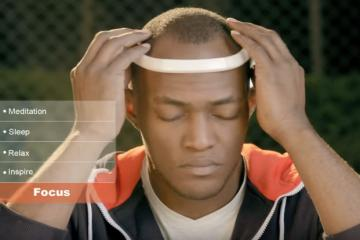 Meditation Master Smart Headband Helps You Focus, Manage Stress