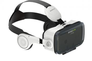 BoboVR Z4 VR Headset with 120-Degree View for Smartphones