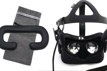VR Cover Oculus Rift Facial Interface Enhance Your VR Experience