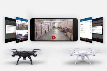 Autonomous Launching Drone Racing Kit