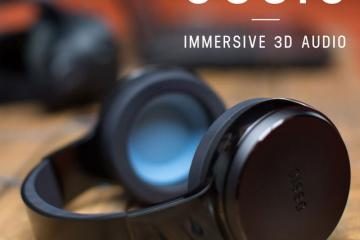 OSSIC X: 3D Audio Headphones for VR & Movies