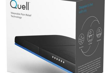 Quell Sport Electrode for Pain Relief Launched?
