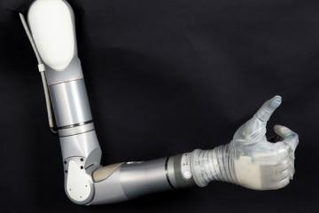 LUKE Prosthetic Arm Coming in 2016