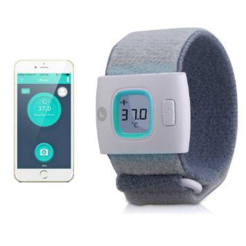 ifever-wearable-thermometer