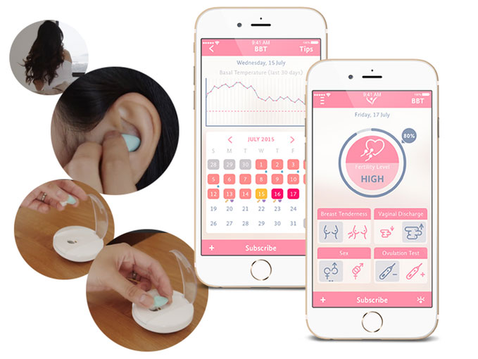 YONO-In-Ear-Fertility-Wearable