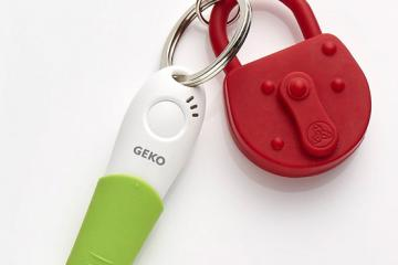 GEKO Smart Whistle with GPS & Bluetooth