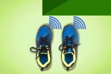 Vibrating Space Boots Guide Wearers Around Obstacles