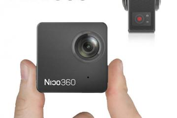 Nico360 360-Degree VR Ready Camera