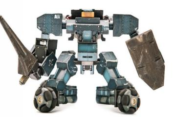 Ganker Battle Bots To Get FPV Support