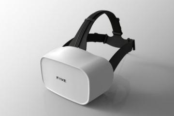 FOVE Eye-tracking VR Headset Gets New Design