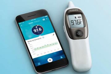 Philips Smart Ear Thermometer