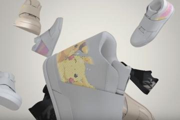Vixole Matrix Customizable E-Sneaker