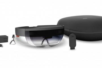 Microsoft HoloLens Available to All Developers