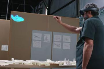 Microsoft HoloLens for Architects