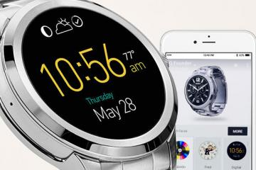 Fossil Q Wander and Q Marshal Smartwatches Coming Soon