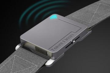 Toka!Flash: Wireless Flash Drive On Your Belt