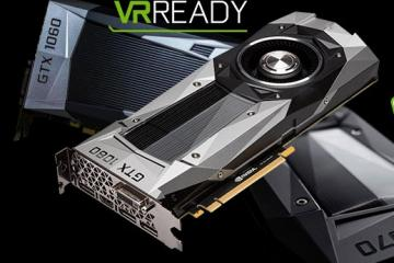 NVIDIA Bringing VR Ready Graphics Cards to Laptops
