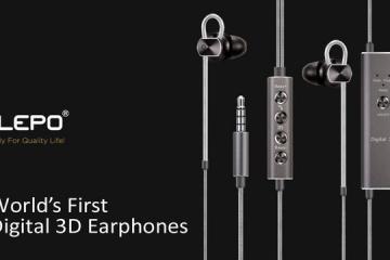 iLepo i30 3D Earphones