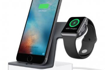 PowerHouse Charge Dock for Apple Watch &  iPhone