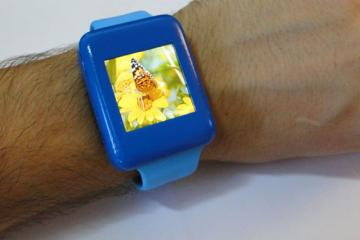 CulBox : Smartwatch for Arduino
