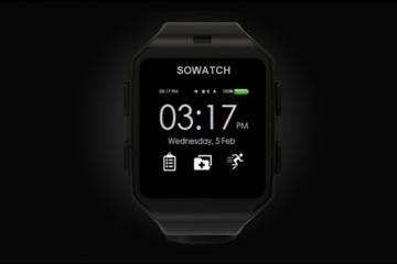 SOWATCH Tracks Your Cardio Health