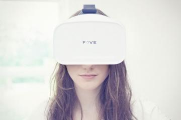 FOVE 0: Eye Tracking VR Headset