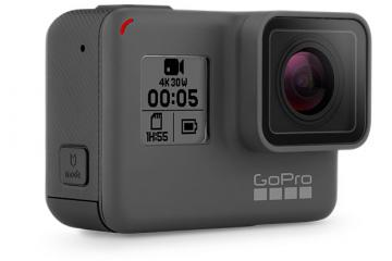 GoPro HERO5 Black: Waterproof 4K Action Camera with Voice Control