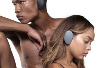 Sound: Wireless Earphones Inspired by Human Ear