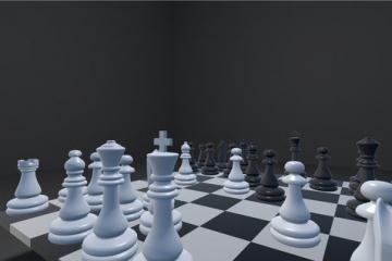 Virtual Reality Chess for HTC Vive