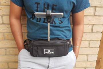 Handee Holder Waist Bag Smartphone Holder