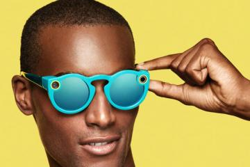 Snapchat's Spectacles Smart Glasses