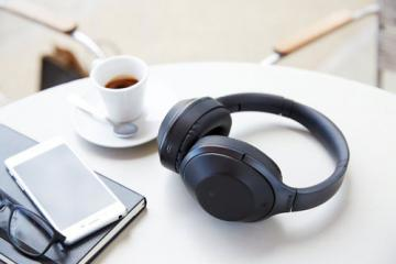 Sony MDR1000X Noise Cancelling Bluetooth Headset