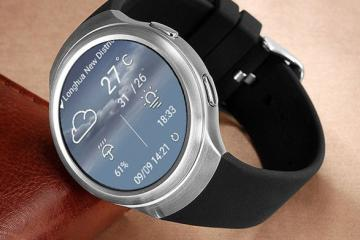 X3 Plus Quad-Core Smart Watch