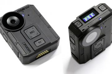 FOCUS X1 Smart Body Camera for Police Officers