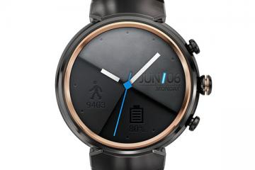 ASUS ZenWatch 3 Now Available for Sale