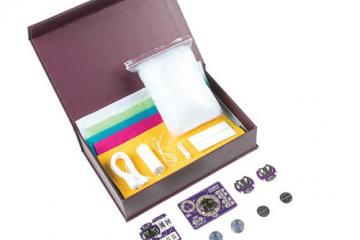 LilyPad Sewable Electronics Kit: Get Started In E-Sewing