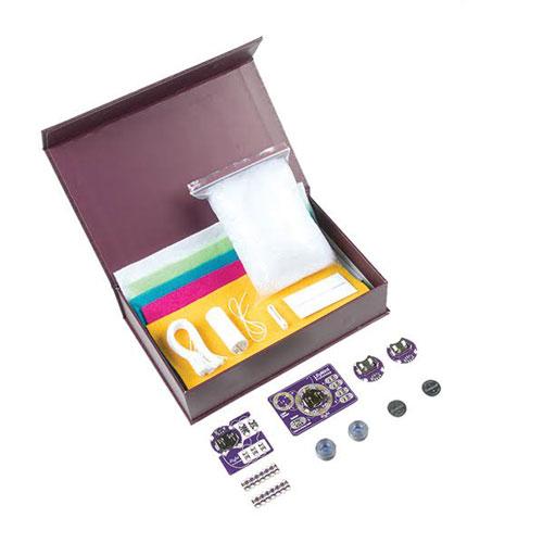 lilypad-sewable-electronics-kit