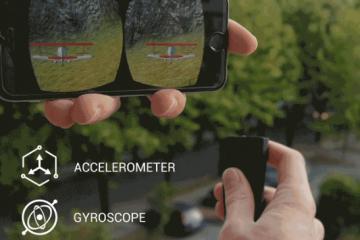 Lignum VR Controller for iOS