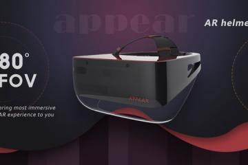 APPEAR: Augmented Reality Helmet with Wide FOV