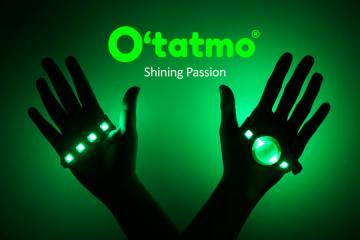 O'tatmo Interactive LED Lightband for Concerts