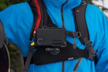 Hitcase ChestR Mount: Wear Your Smartphone Everywhere
