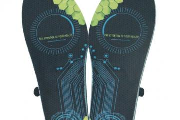 MOEBULB App Controlled Heating Insole