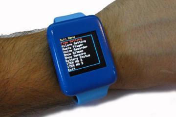 CulBox Open Source Arduino Smartwatch