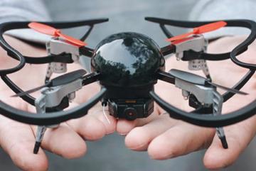 Micro Drone 3.5: Customizable FPV Drone