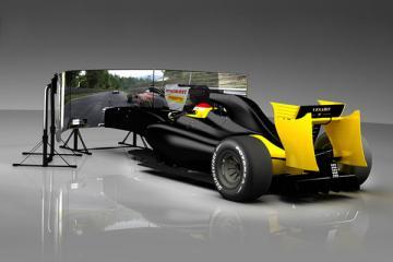 Vesaro V75 Formula 1 Simulator with Oculus Rift