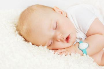Neebo Smart Wearable Baby Monitor